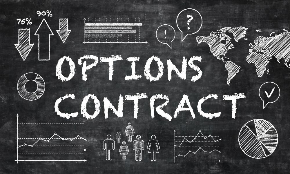 option contract عقود الخيارات