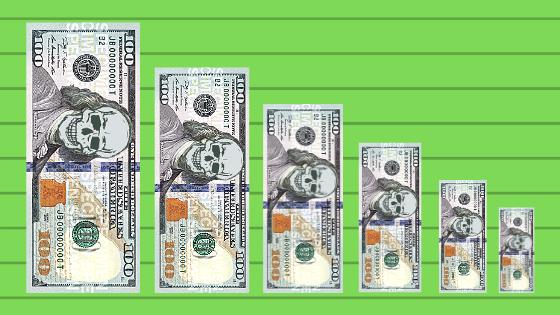 money kills startups